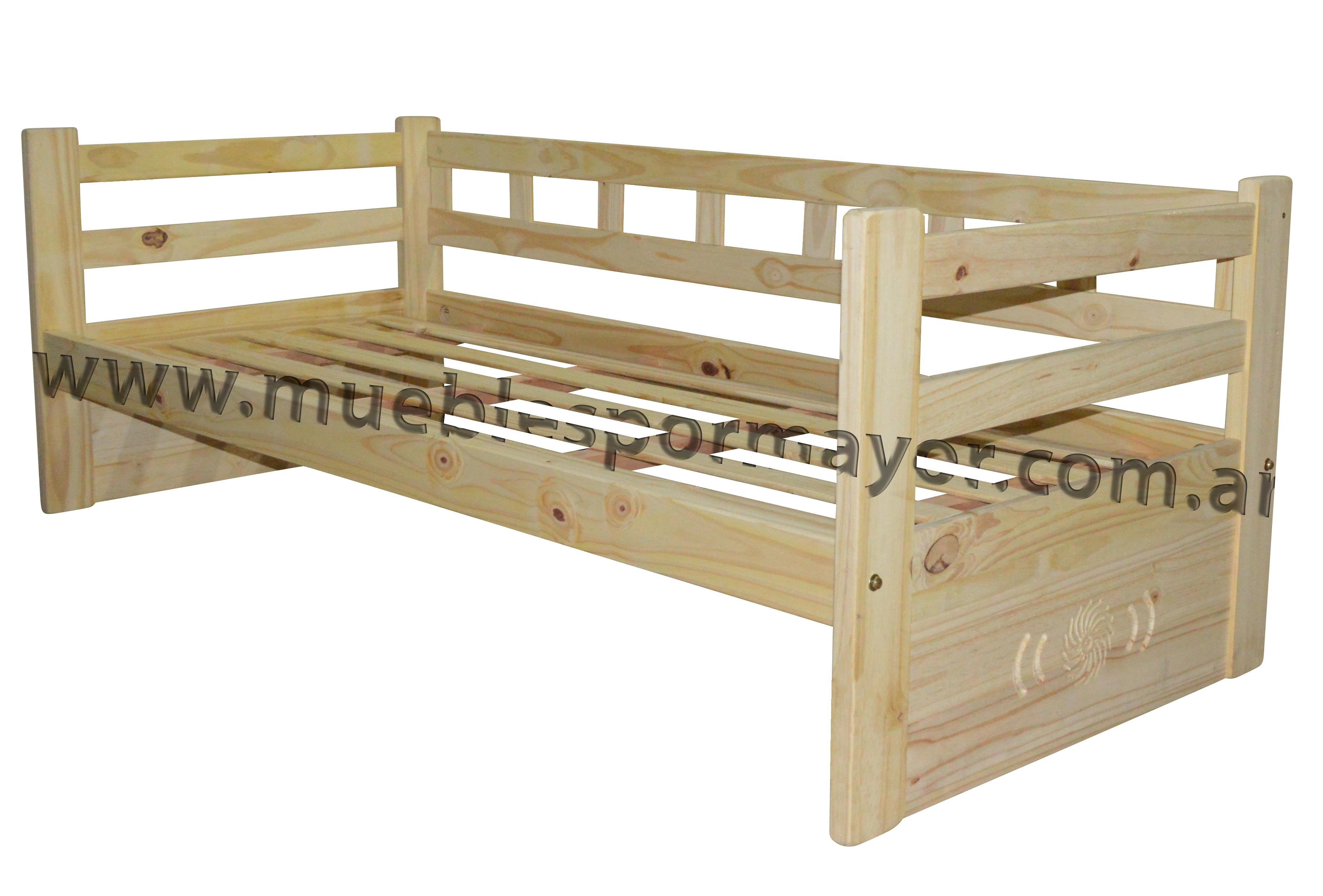 Muebles de dormitorio muebles por mayor for Divan 1 plaza