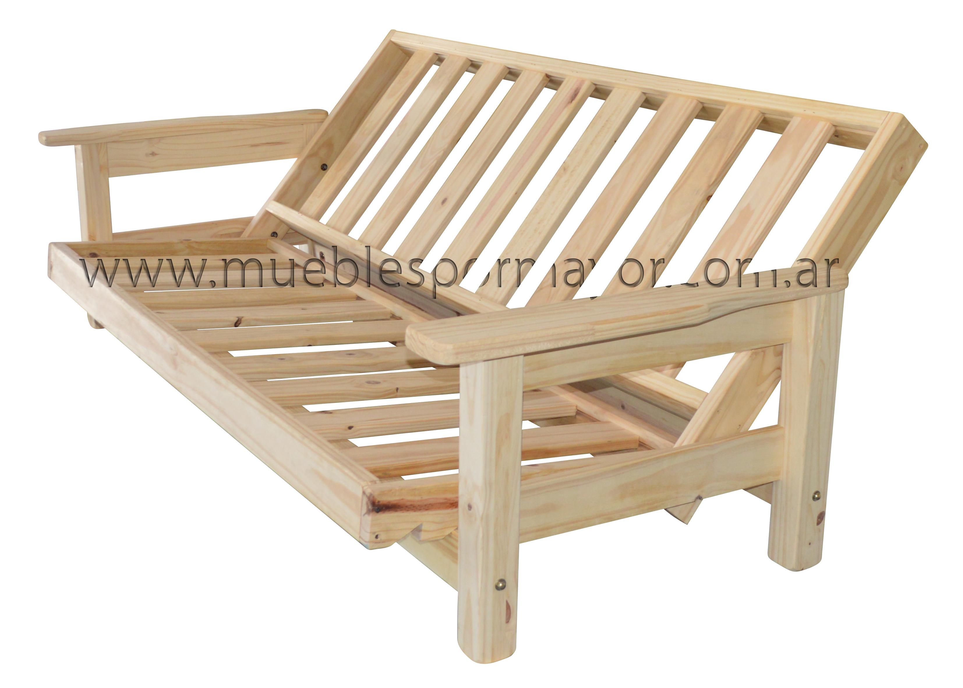 Muebles de living muebles por mayor for Mueble que se hace cama