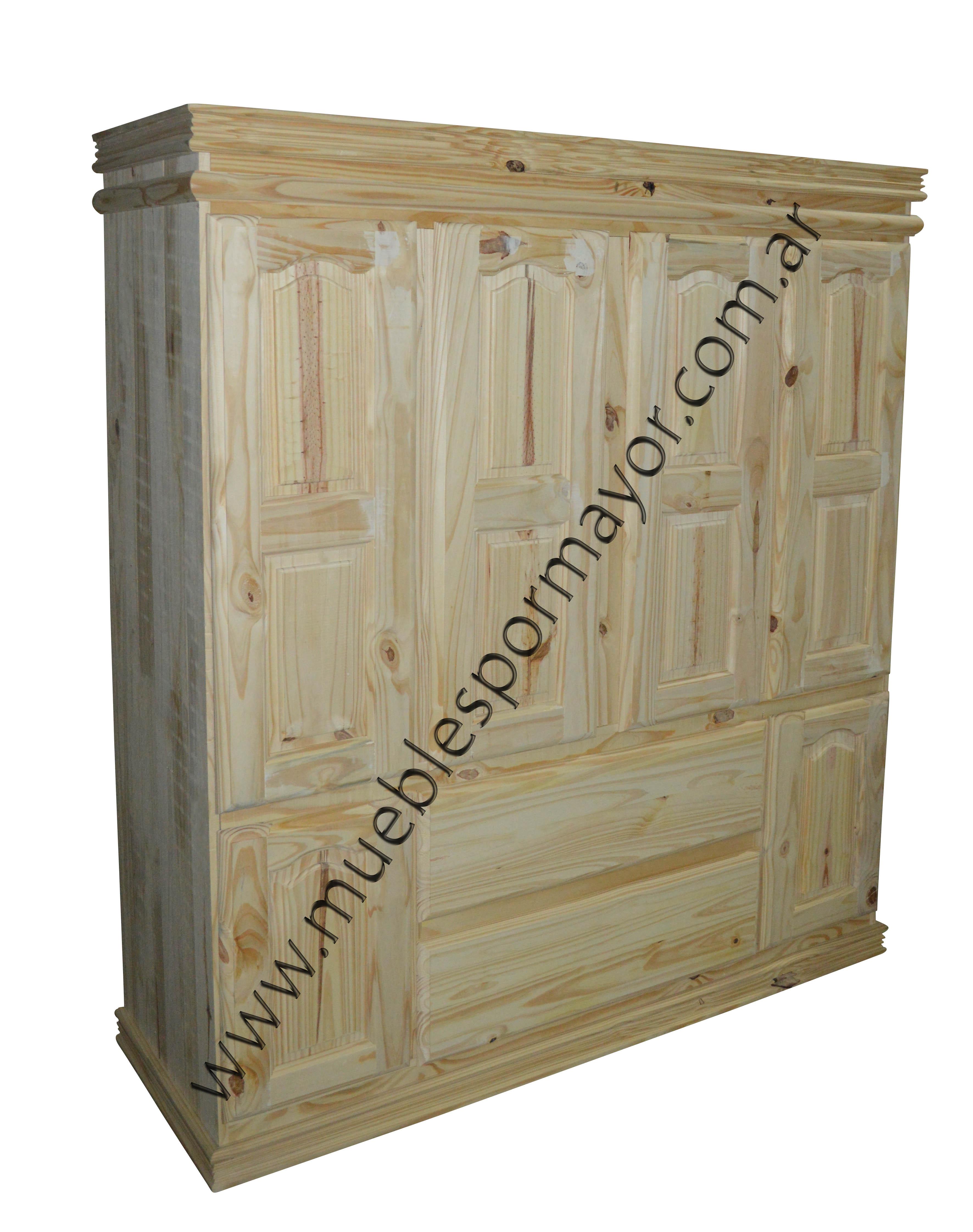 Muebles pino por mayor - Fabrica de muebles ...
